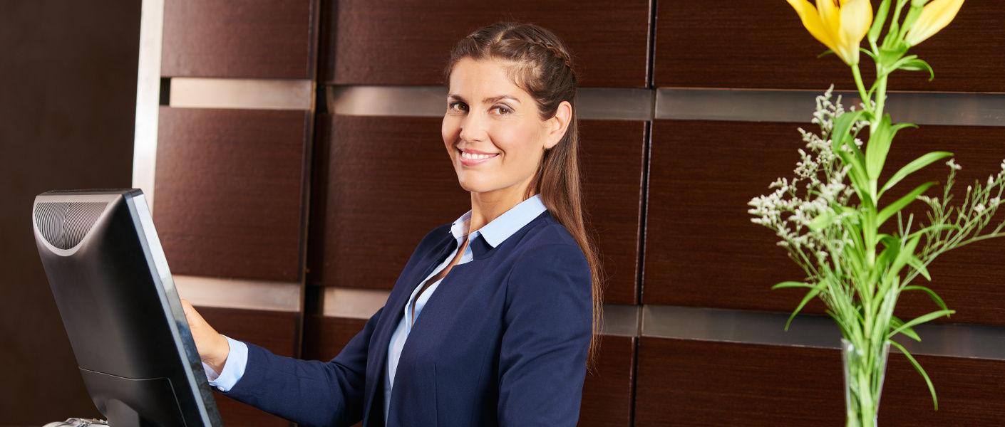 Servizio di Receptionist per Aziende Gestione