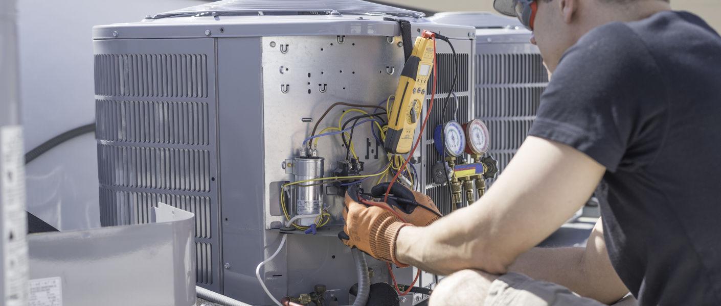 Manutenzione Impianti Aria Condizionata Aziende